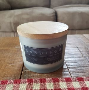 """SAND & FOG """"Chai"""" Scented Candle"""